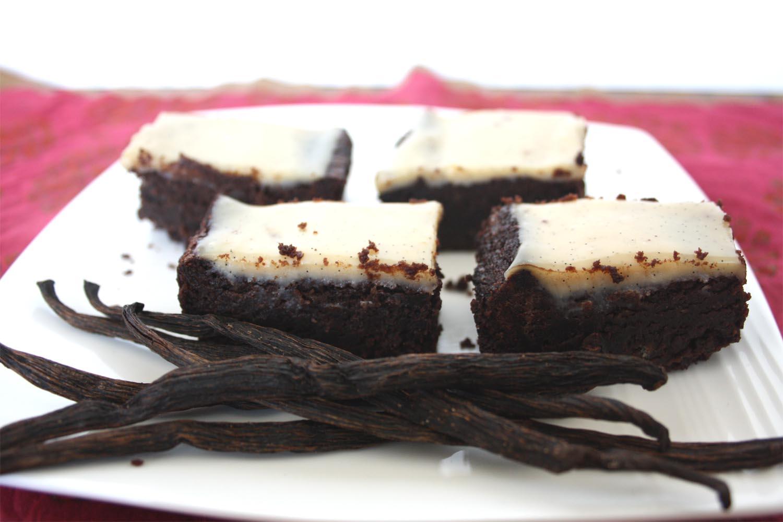 Chocolate Mascarpone Brownies   STOVETOP DANCING