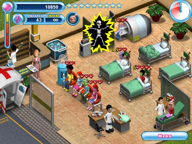 Hospital Hustle Full Version PC Game | manojentertainment.com