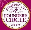 Stampin' Up! Founder's Circle