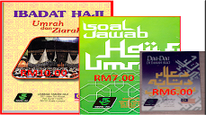 BUKU HAJI/UMRAH DIJUAL