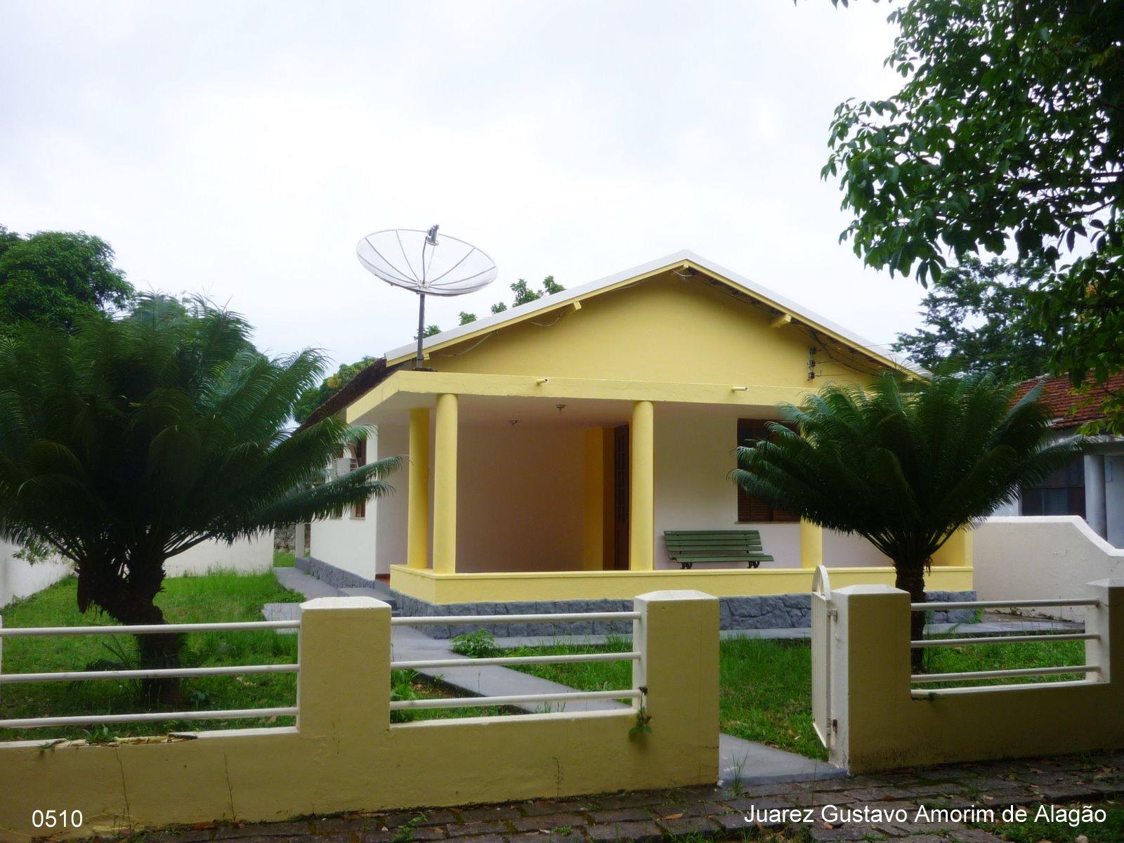 casa do funcionrio geraldo vilela que trabalhava no setor do presdio uma das poucas casas reformadas