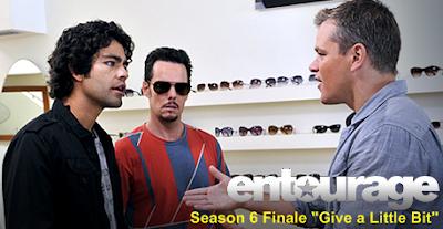 entourage season 6 finale