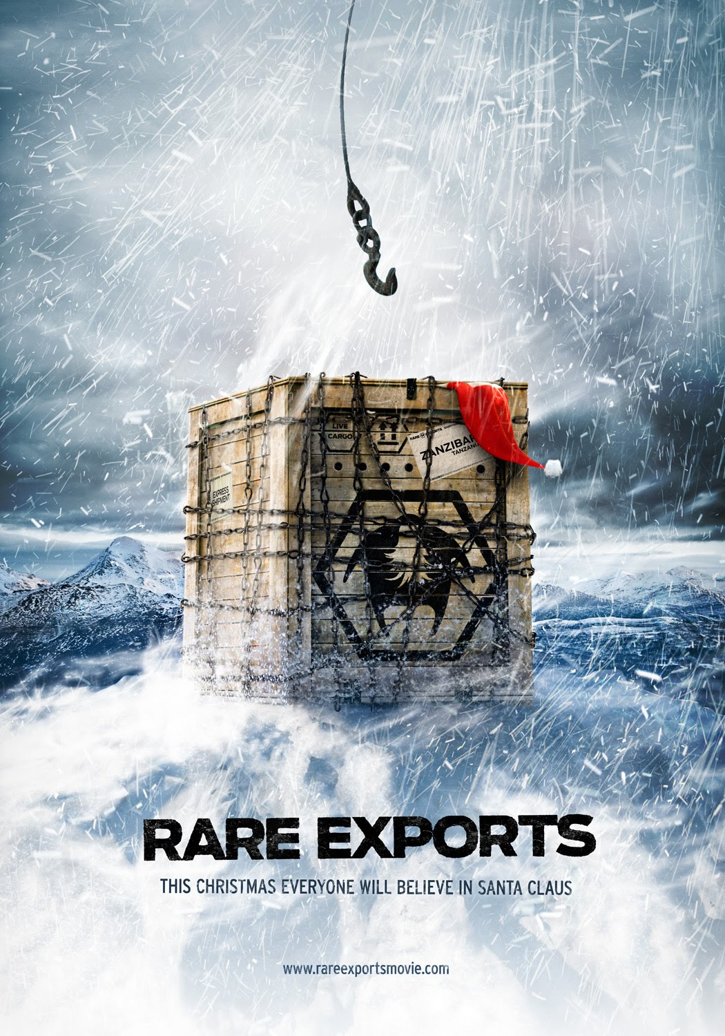 rare exports teaser poster en telefonos catalina mendoza arredondo christine mendoza accidently shows ...