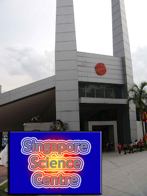 Singapore Science Centre Entrance