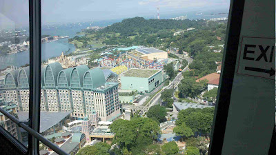 Resorts World Sentosa Hotel, Singapore