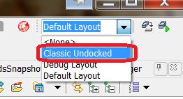 Delphi 2010 - переключение на рабочий стол с отстыкованными окнами