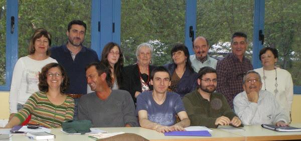 Asistentes a la Tertulia de Mayo 2008