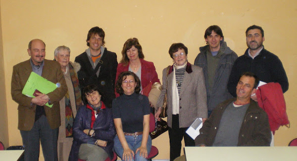 El Grupo Poekas en Marzo 2008