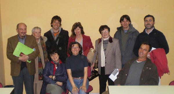 El Grupo Poekas en Marzo 2008