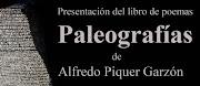 Presentación del Poemario de Alfredo Piquer