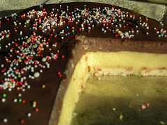 Pudingos kekszes torta