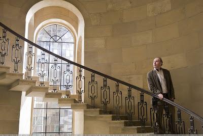 Rol en las torres David-Yates-en-las-Escaleras-de-Hogwarts