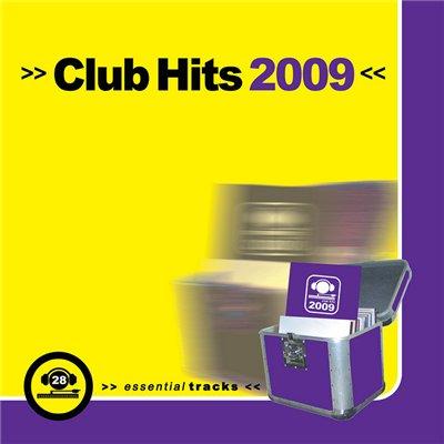 Club Hits 2009 (2008) [2 CD´s]