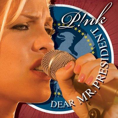 pink dear president