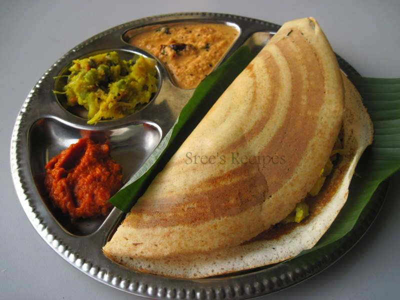 Srees recipes masala dosa masala dosa forumfinder Gallery