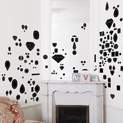 wallpaper sticker. wall sticker photo read