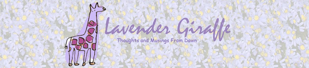 Lavender Giraffe