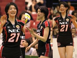 Volley-Ball ( Streaming et Résultats ) Megumi+kurihara