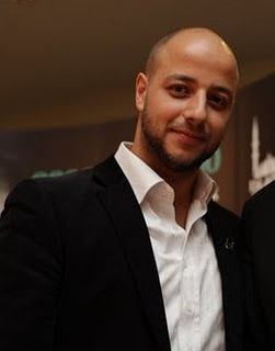 Maher Zain Black and White Clothes