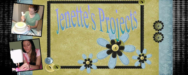Jenette's Projects