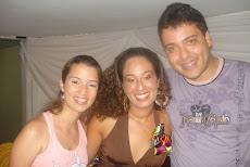 Tamy, Jake e Sadat