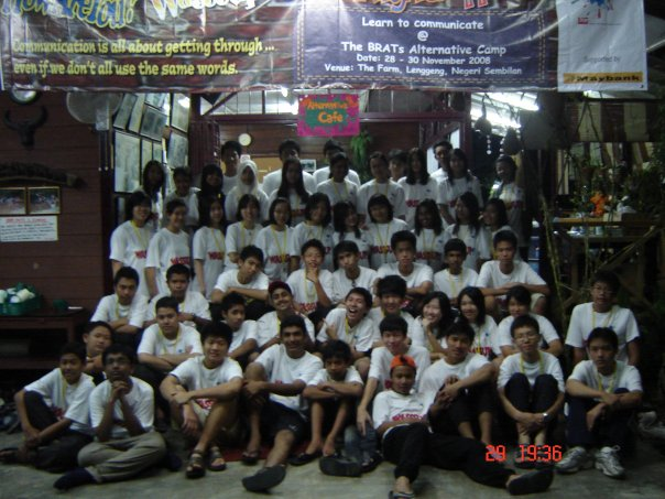 The Brats Alternative Camp 2008 community