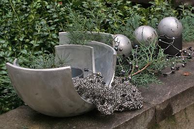 Dekoger mpel erst eins for Gartendeko advent