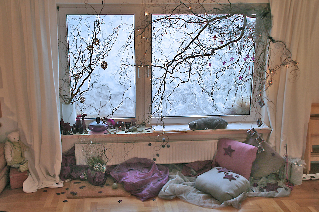 dekoger mpel paradiesvogel an topfschwamm. Black Bedroom Furniture Sets. Home Design Ideas