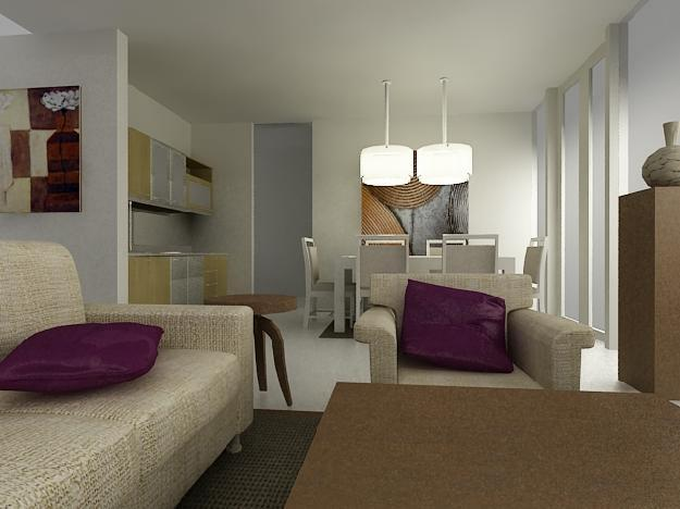 ruang makan minimalis rumah minimalis