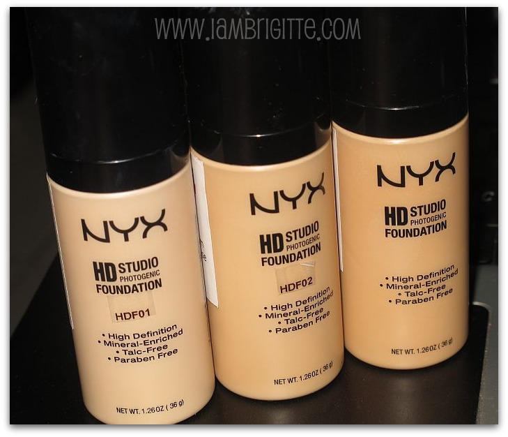 nyx hd studio photogenic primer how to use