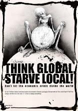 """""""Piensa Globalmente, muere localmente: Hasta ahora se gastaron 3 Trillones de dolares en paquetes"""