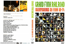 Grand Funk Railroad - Overpowered 1960-1974