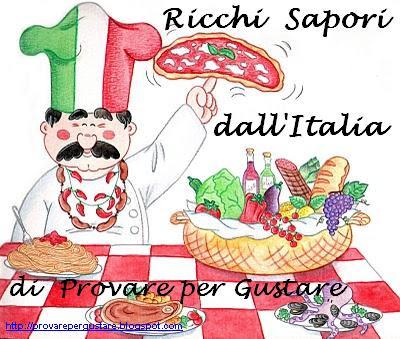 Ricchi sapori dall'Italia