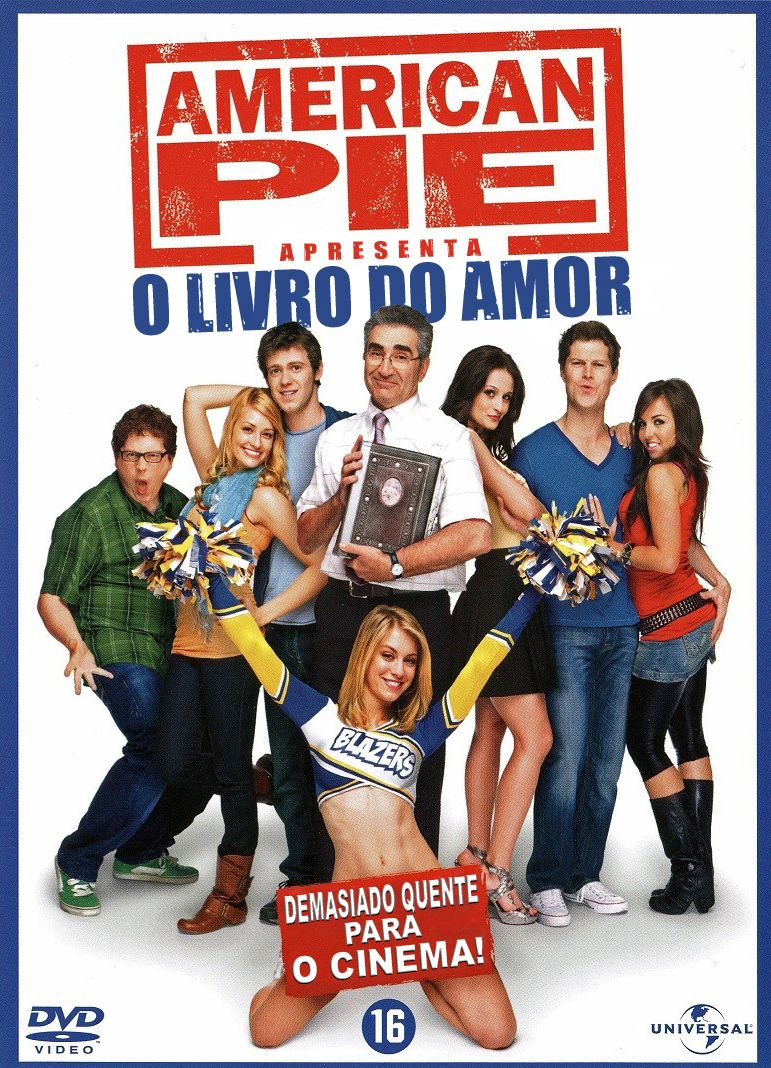 Download American Pie 7   O Livro do Amor   RMVB   Dublado