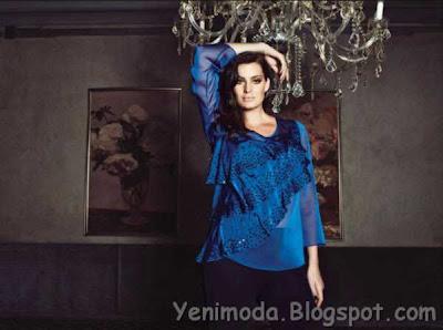 faikSonmez l4 yenimoda.blogspot.com Faik Sönmez Büyük Beden Elbise Modelleri