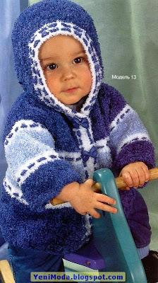bebek7 Orgu Bebek Hirkasi Ornegi El isi Hirka Modelleri