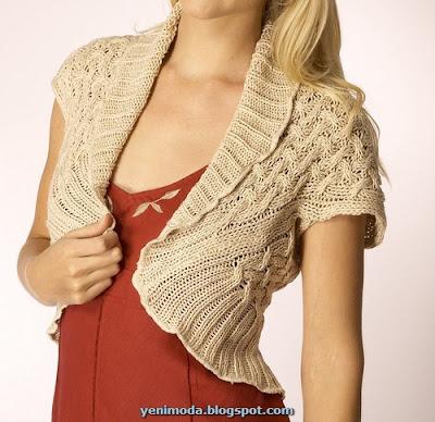 bayan yelek yenimoda.blogspot.com2 Bayan Yelek Modelleri Yelek  Cesitleri