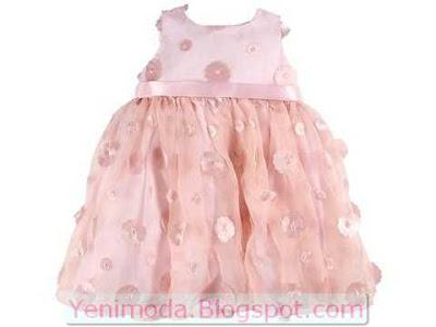 bayramlik elbise 7 yenimoda.blogspot.com Bayramlık Çocuk Elbise Modelleri