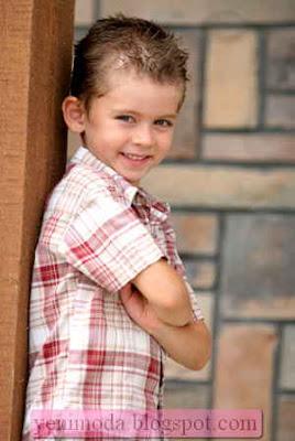 SAC modelleri 3 yenimoda.blogspot.com Çocuk Saç Modelleri Erkek Çocukların Saç Modeli