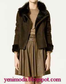 Zara Mont modelleri 4 yenimoda.blogspot.com Zara Mont Modelleri ve Zara Kısa Montlar