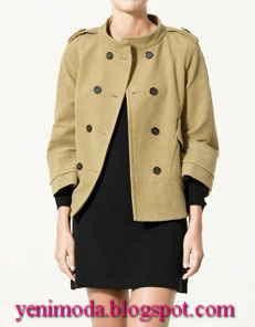 Zara Mont modelleri 6 yenimoda.blogspot.com Zara Mont Modelleri ve Zara Kısa Montlar