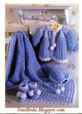 battaniye6 yenimoda.blogspot.com Battaniye Örnekleri Battaniye Modelleri