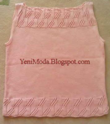 ajurk6 yenimoda.blogspot.com Ajur Örgü Modelleri ajur Örnekleri