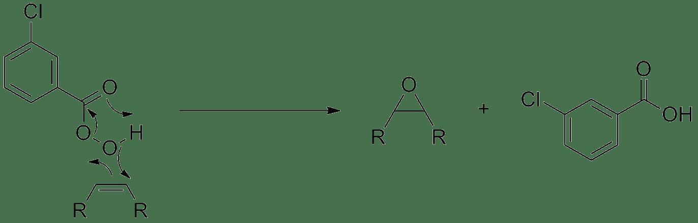 epoxidation of r carvone using mcpba Asymmetric epoxidation of allylic alcohols: r 2 r1 r3 oh ti(oi-pr)4, (+)-det • using the sharpless mnemonic, contact between the c1 substituent (r.
