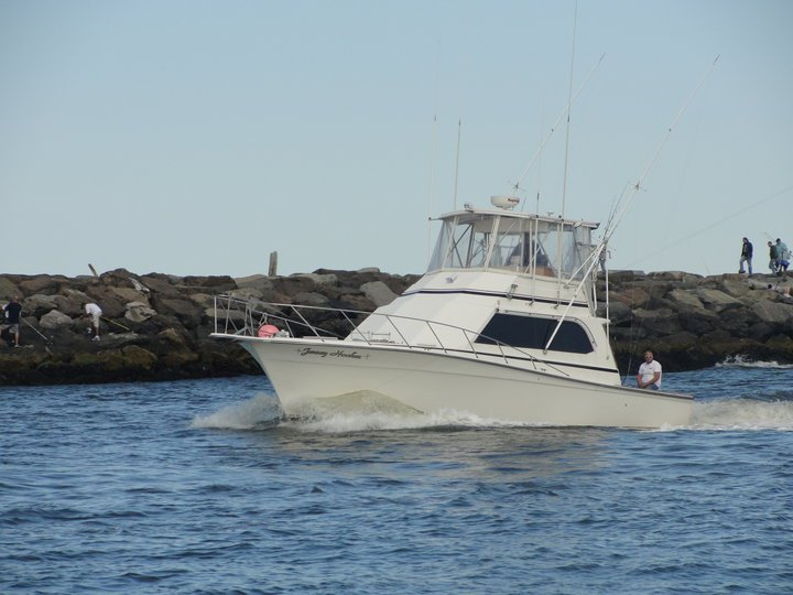 New jersey fishing charters charter boat fishing point for Fishing charters nj