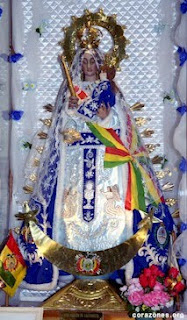 Advocaciones de la Virgen Maria.