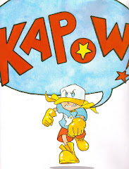 Kapow! by George O&#39;Connor