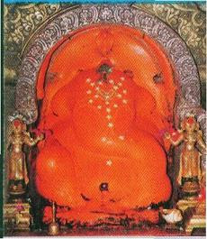 Morgaon Mayureshwar Temple Pune Maharashtra