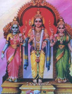 Valli and Devayani – Consorts of Lord Muruga | Hindu ...