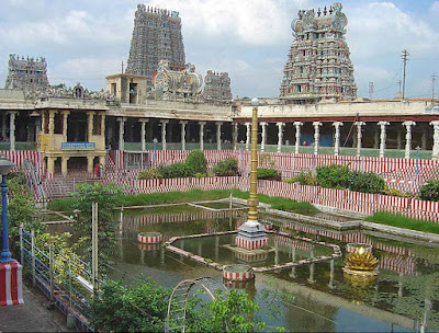 Vasantha Mandapam Madurai Meenakshi Sundareswarar Temple